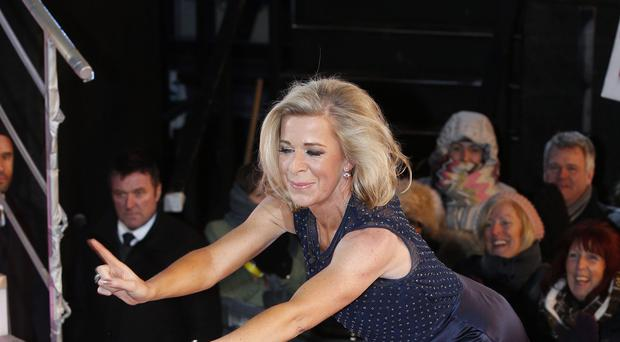 Katie Hopkins' tweets were reported to the police by Simon Danczuk