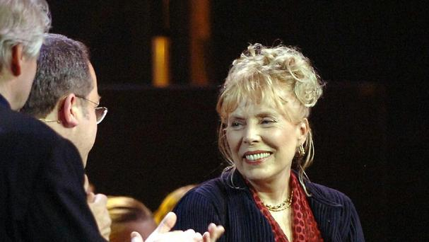 Joni Mitchell was found collapsed at her Los Angeles home