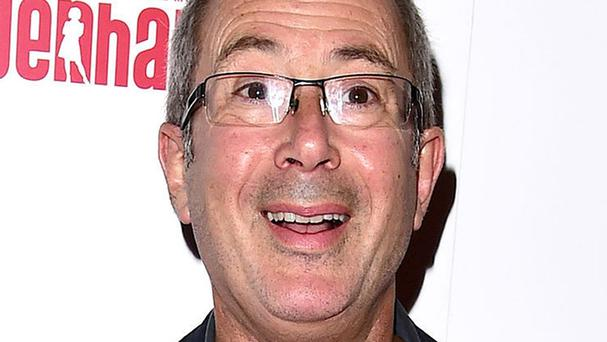 Ben Elton, who distanced himself from the party under Tony Blair, told supporters he was