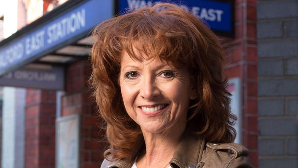 Bonnie Langford will join the EastEnders cast as the character Carmel Kazemi (BBC/PA)