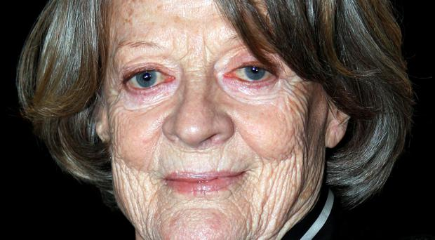 Much-loved: Maggie Smith