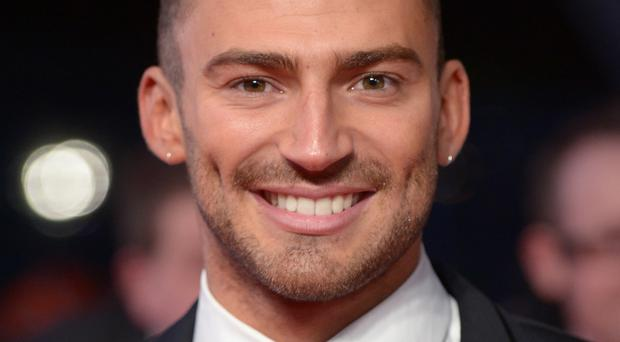 Jake Quickenden has moved in with his girlfriend Danielle Fogarty