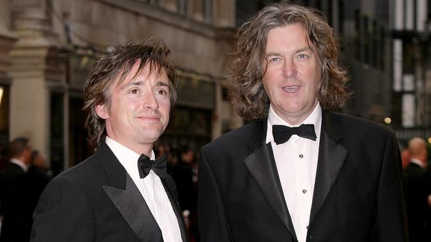 Richard Hammond and James May are selling part of their collections of motorcycles