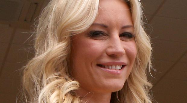 Denise Van Outen is to make a guest appearance in EastEnders