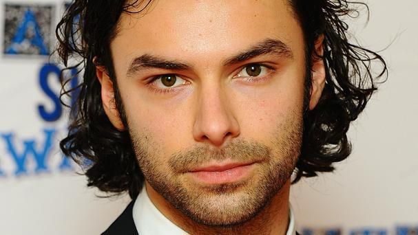 Aidan Turner plays the leading role in the BBC One remake of Poldark