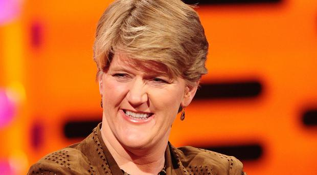 Clare Balding has vowed to do less presenting on television