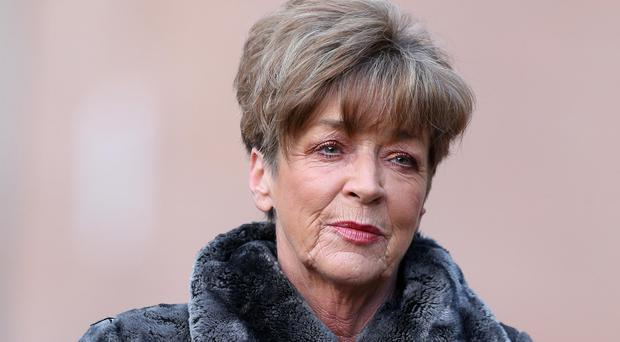 Anne Kirkbride died in January having been away from Coronation Street since September