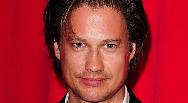 Actor Kristian Kiehling has said goodbye to Albert Square in his role as EastEnders' Aleks Shirovs