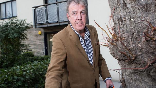 Jeremy Clarkson has admitted there is no way back for him with Top Gear