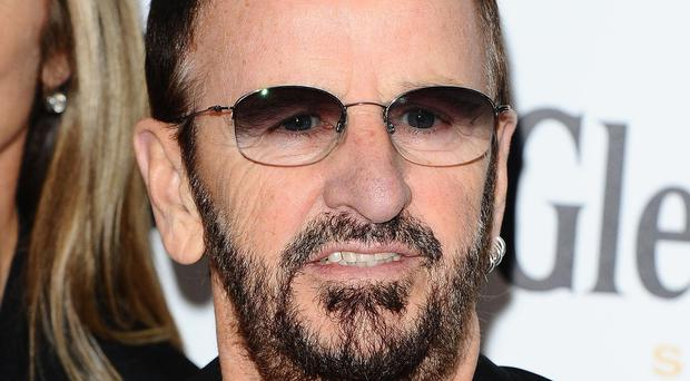 Ringo Starr is joining the Rock and Roll Hall of Fame