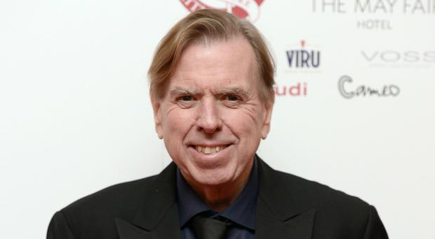 Timothy Spall has been cast as Fungus The Bogeyman