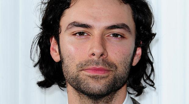 Poldark star Aidan Turner said he doesn't Google himself