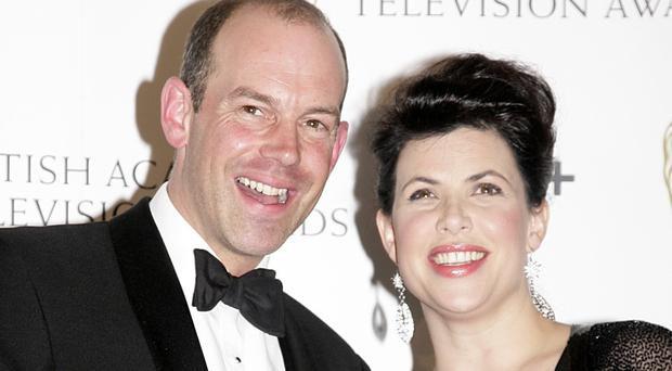 Phil Spencer said he and Kirstie Allsopp ended up in a hotel bedroom because Allsopp had locked herself out