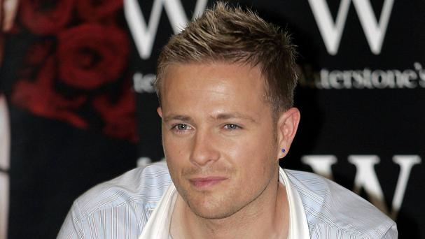 Nicky Byrne says he was concerned about the appearance of his teeth during his Westlife days