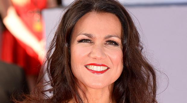Susanna Reid says she will be in trouble over her flirting