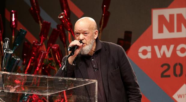 Michael Eavis is to have his name put on a First Great Western train