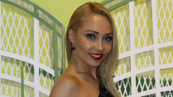 Iveta Lukosiute is leaving Strictly