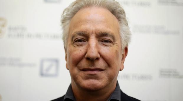 Alan Rickman has married high school sweetheart Rima Horton in secret after 50 years together