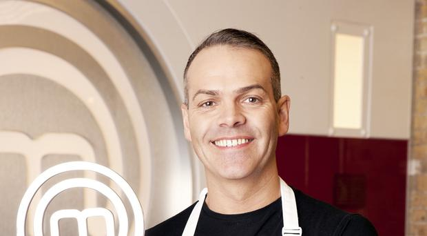 Simon Wood who has been crowned the winner of the 2015 series of the BBC programme Masterchef.