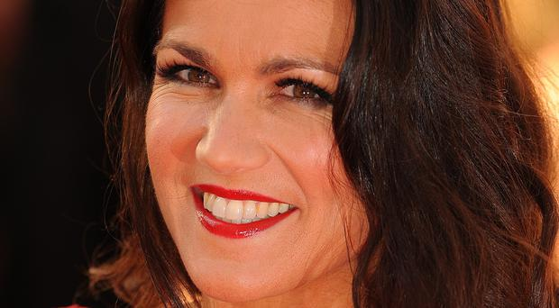 Susanna Reid has denied flirting with male guests on Good Morning Britain
