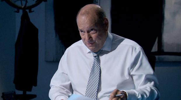 New Apprentice adviser Claude Littner has a hard-hitting reputation (BBC/PA)