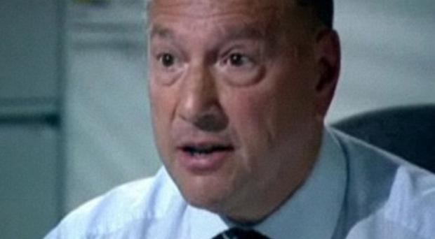 Tough-talking: Claude Littner