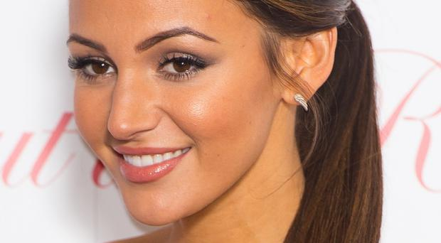 Michelle Keegan came top of FHM's list - which also included Mary Berry