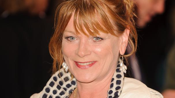 Samantha Bond says she would never compete on Strictly Come Dancing