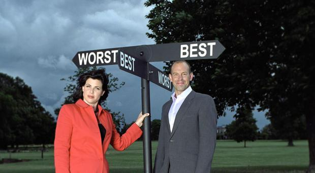 Kirstie Allsopp and Phil Spencer stressed the need to find solutions to housing problems