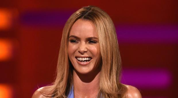 Amanda Holden had advice from a therapist after coming close to death