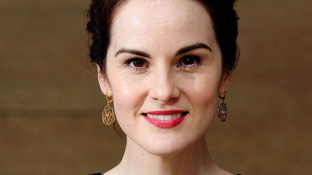 Michelle Dockery is putting on a cabaret show