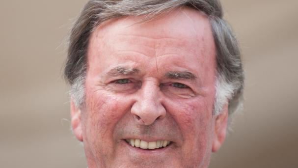 Sir Terry Wogan has hit the road for a new food show for BBC Two