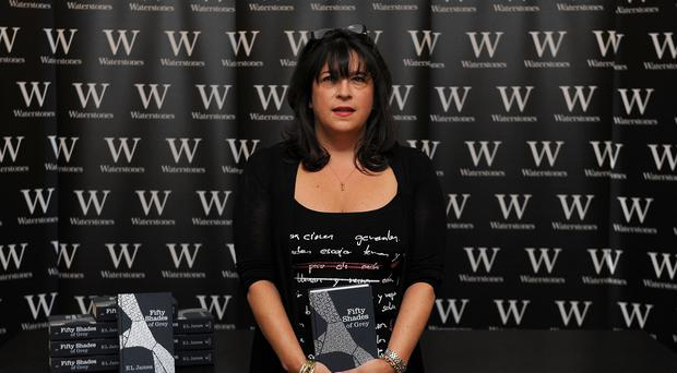 Fifty Shades Of Grey author EL James has amassed a fortune of £75 million