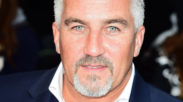 Paul Hollywood is a self-confessed petrolhead