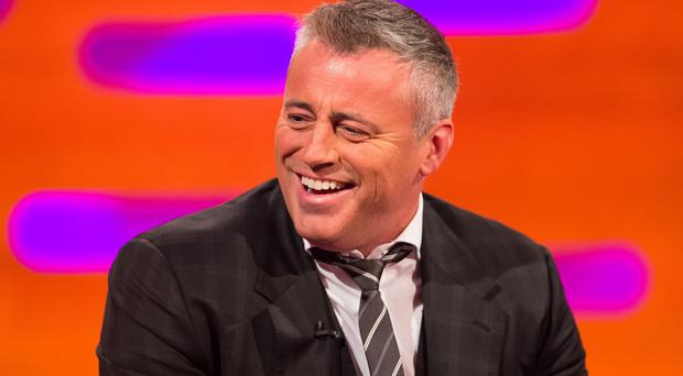 Friends spin-off Joey was destined to fail, says Matt LeBlanc