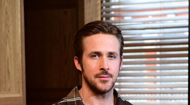 Ryan Gosling clips were put together to make it look as though he was refusing to eat spoonfuls of cereal