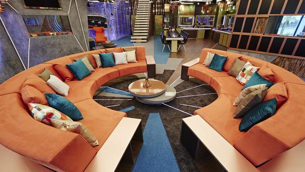 The Living area in the new look Big Brother House has been unveiled before the start of the new series on May 12