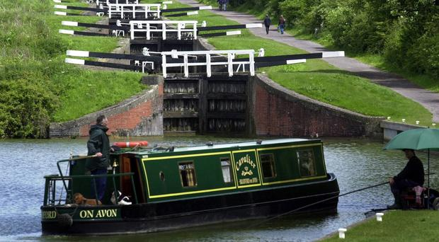 A two-hour real time programme of a trip along the Kennet and Avon Canal proved an unlikely hit with BBC4 viewers