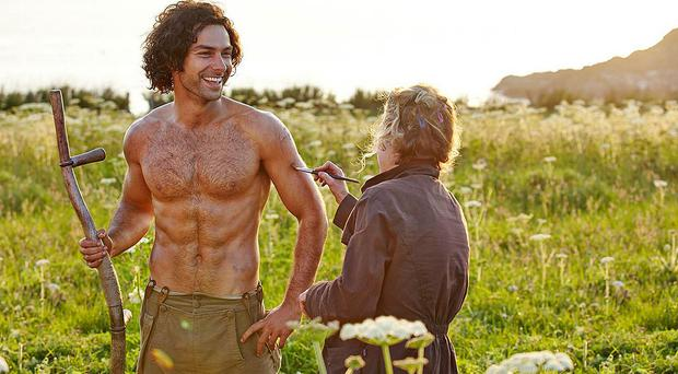 Programmes like Poldark, starring Aidan Turner, could get cut if the BBC licence fee was under threat, a leading BBC executive has said (BBC/PA)