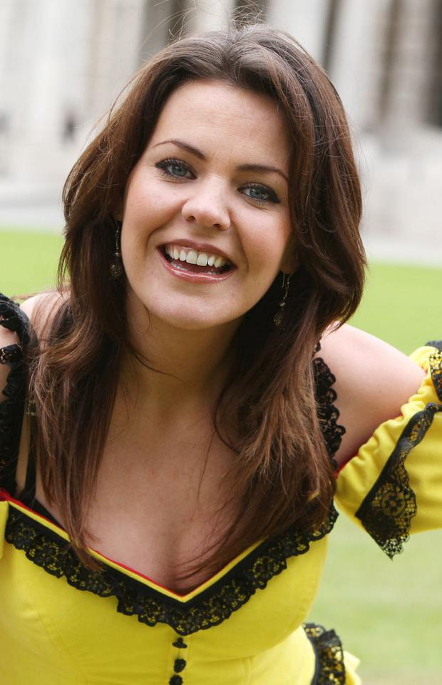 Dominatrix: Rachel Tucker