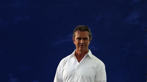 Rupert Everett will play the governor of Paris