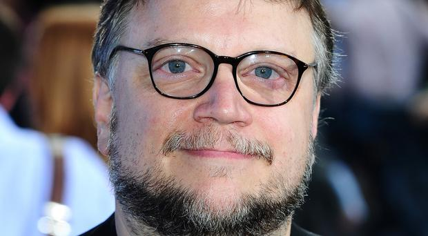 Director Guillermo del Toro said his latest film had taken nearly nine years to finish