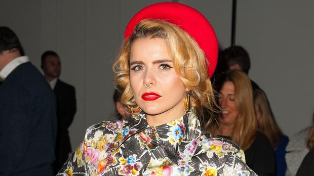 A couple indulged in a sex act during Paloma Faith's set at the BBC Radio 2 concert in Hyde Park, the Old Bailey heard