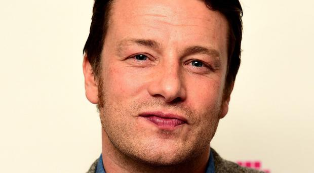 Jamie Oliver said 42 million children under the age of five are either overweight or obese across the world