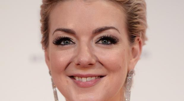 Actress Sheridan Smith will collect her OBE from the Duke of Cambridge in an investiture ceremony at Buckingham Palace