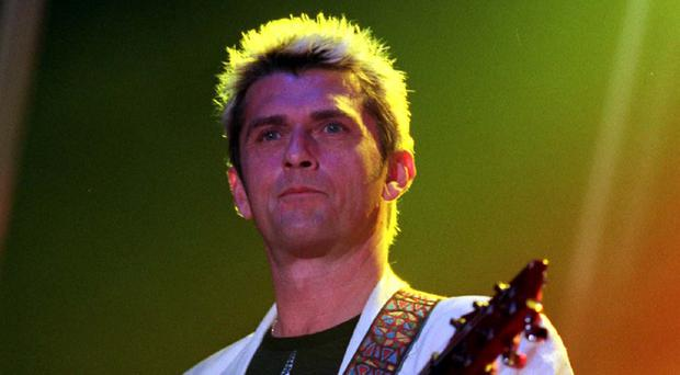 Mike Oldfield had son Dougal with his second wife Sally Cooper