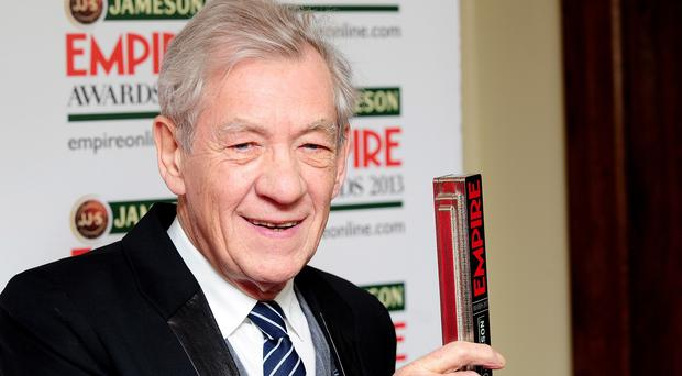 Sir Ian McKellen has admitted that he considered turning down his knighthood
