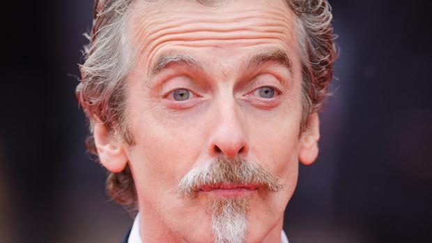 Peter Capaldi is travelling to California for Comic-Con