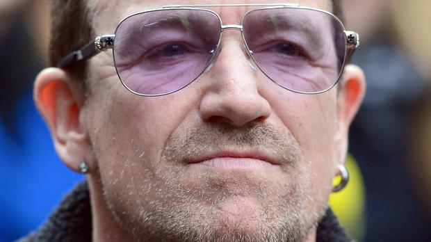 Bono has paid tribute to U2's tour manager Dennis Sheehan following his death