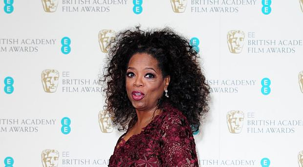 Oprah Winfrey was one of the stars who got a helping hand from Michael King